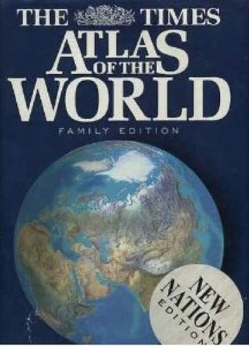 """""""Times"""" Atlas of the World By No author stated"""