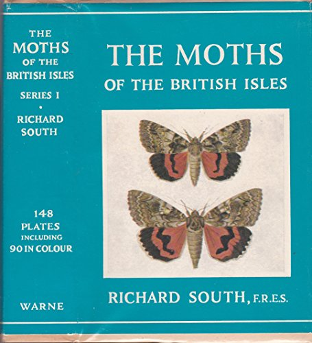 The Moths of British Isles By Richard South