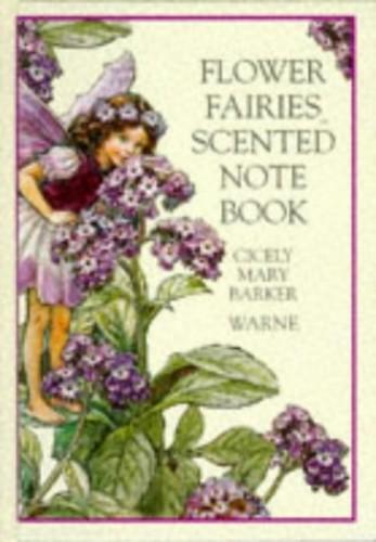 The Flower Fairies Scented Note Book von Unknown