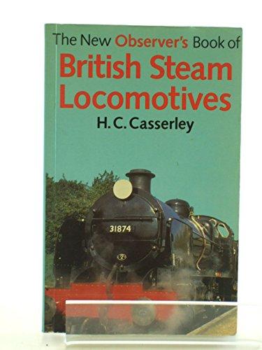 Observers British Steam Locomotives (New Observer's Pocket)
