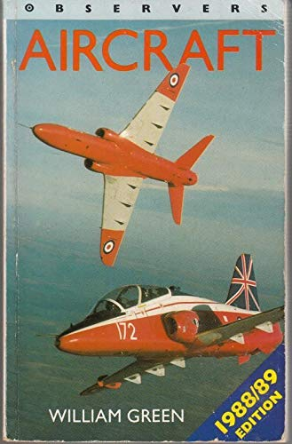 Aircraft, 1988-89 By William Green