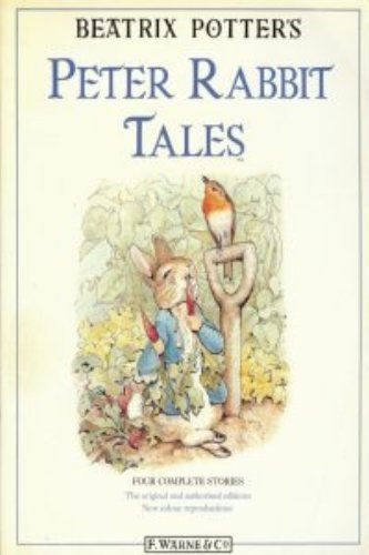 Beatrix Potter's Peter Rabbit Tales by Beatrix Potter