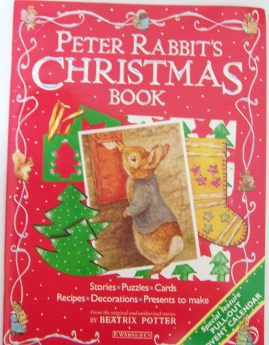 Peter Rabbit's Christmas Book By Beatrix Potter