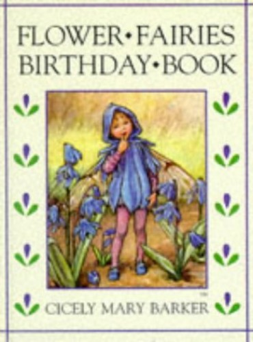 Flower Fairies Birthday Book By Cicely Mary Barker