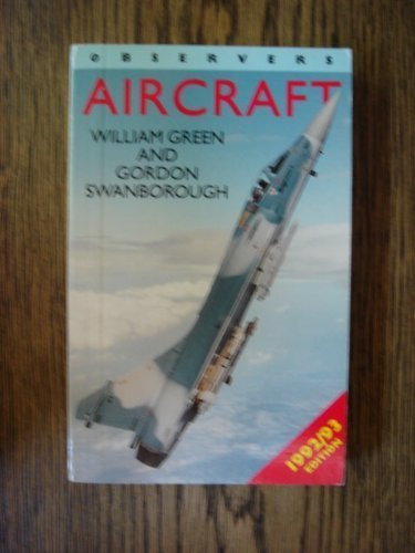 Observer's Aircraft By William Green