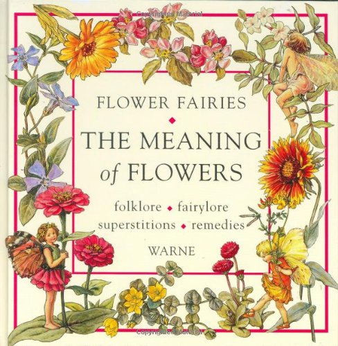 The Meaning of Flowers By Cicely Mary Barker