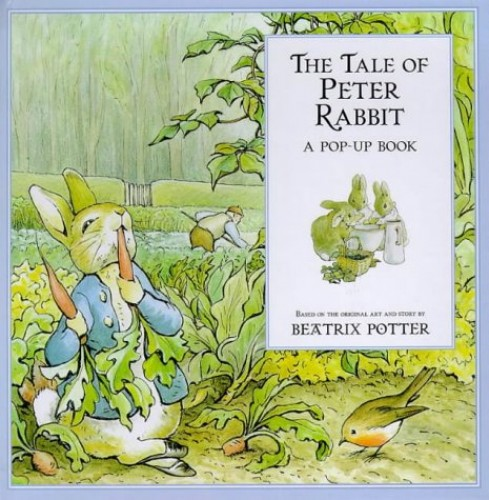 The Beatrix Potter Pop-up Treasury By Beatrix Potter