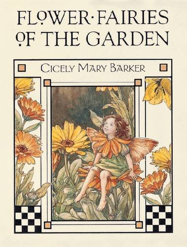 Flower Fairies of the Garden By Cicely Mary Barker