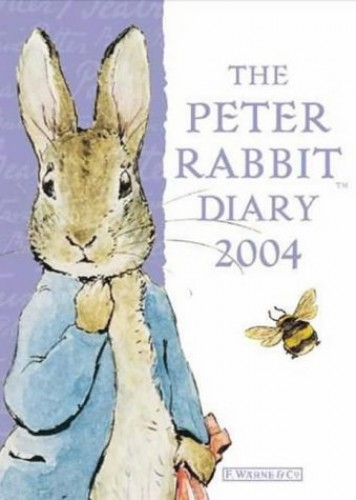 Peter Rabbit Diary 2004 By Beatrix Potter