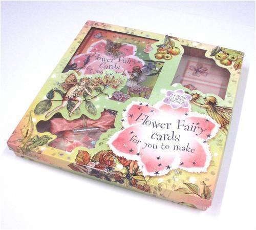 Flower Fairies Cards for You to Make (Flower Fairies Friends) By Cicely Mary Barker