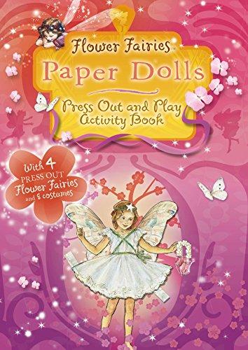 Flower Fairies Paper Dolls By Frederick Warne