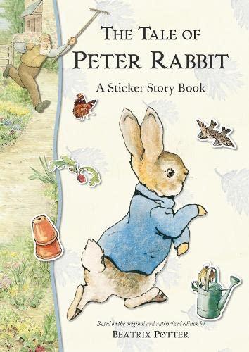 Peter Rabbit Sticker Story: A Sticker Book by Beatrix Potter