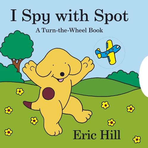 I Spy with Spot By Eric Hill