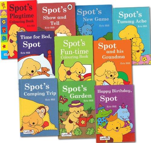 Spot x10 PB bag set