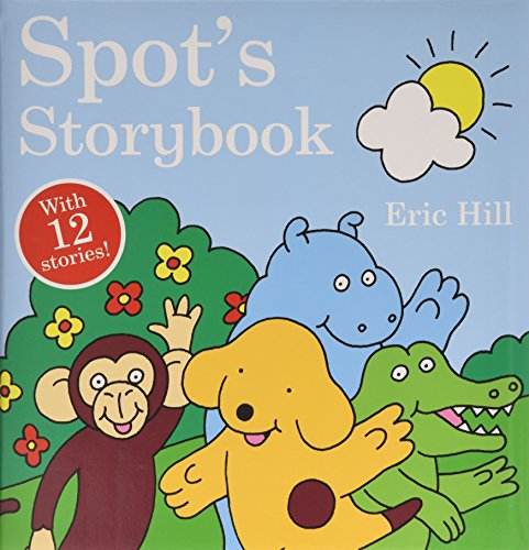 Spots Storybook By Eric Hill