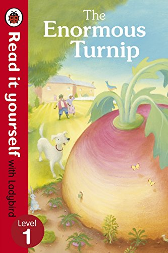 The Enormous Turnip: Read it yourself with Ladybird By Ladybird