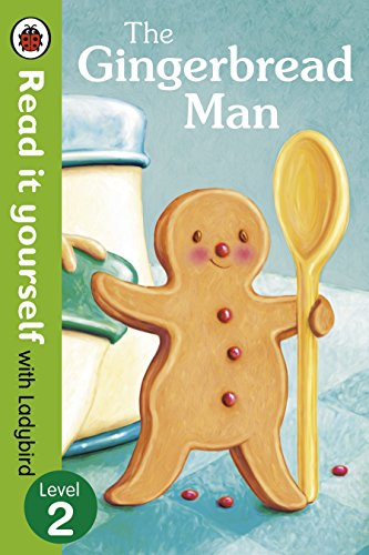 The Gingerbread Man - Read It Yourself with Ladybird By Ladybird