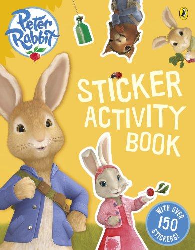 Peter Rabbit Animation: Sticker Activity Book By Potter  Beatrix