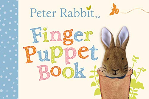 Peter Rabbit Finger Puppet Book By Beatrix Potter