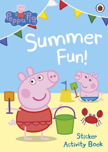 Peppa Pig: Summer Fun! Sticker Activity Book By Peppa Pig