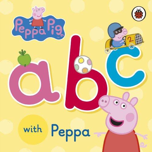 Peppa Pig: ABC with Peppa By Peppa Pig
