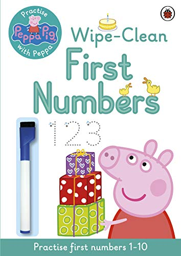 Peppa Pig: Practise with Peppa: Wipe-Clean Numbers By Peppa Pig