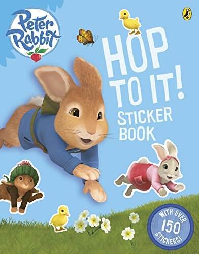Peter Rabbit Animation: Hop to It! Sticker Book By Puffin