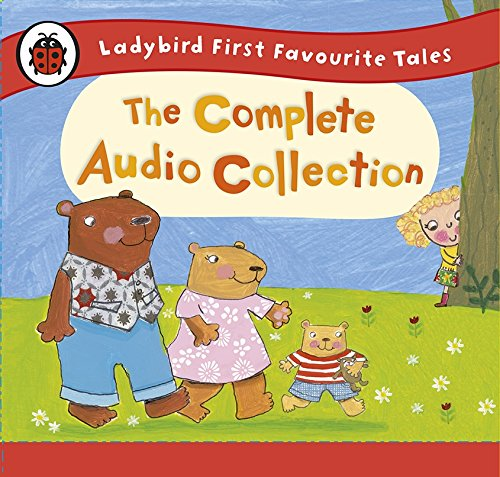 Ladybird First Favourite Tales: The Complete Audio Collection By Wayne Forester (Reader)