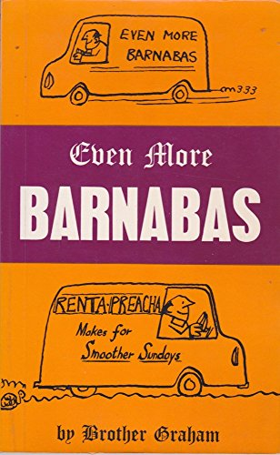 Even More Barnabas By Graham Jeffery