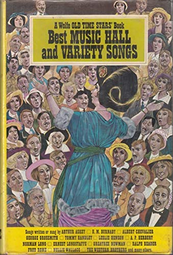 Best Music Hall and Variety Songs By Edited by Peter Gammond