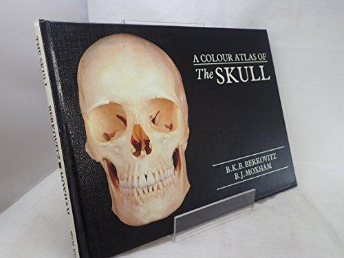 Color Atlas of the Skull By Barry K. B. Berkovitz