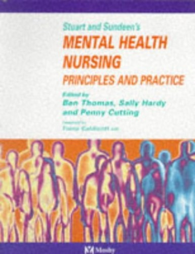 Stuart and Sundeen's Mental Health Nursing By Ben Thomas