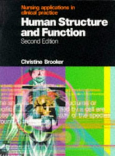Human Structure and Function By Charles Brooker