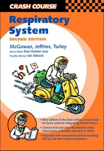 Crash Course: Respiratory System (Crash Course-UK) By Pippa McGowan