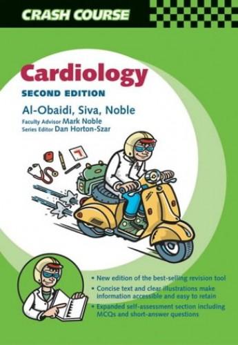 Crash Course: Cardiology (Crash Course-UK) By Mohammed Dr Al-Obaidi