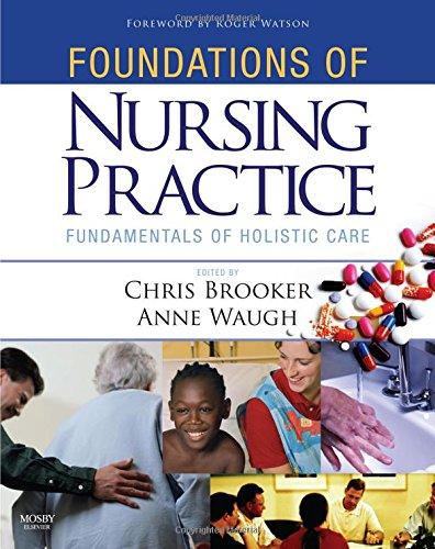 Foundations of Nursing Practice By Chris Brooker