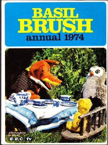 BASIL BRUSH ANNUAL 1974 By Peter Firmin & Ivan Owen