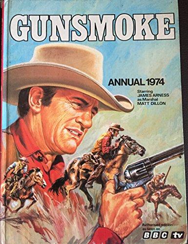 Gunsmoke Annual 1974