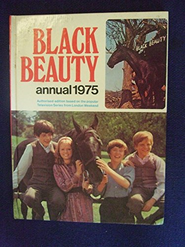 Black Beauty Annual 1975 By ANON