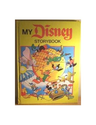 My Disney Storybook By Walt Disney