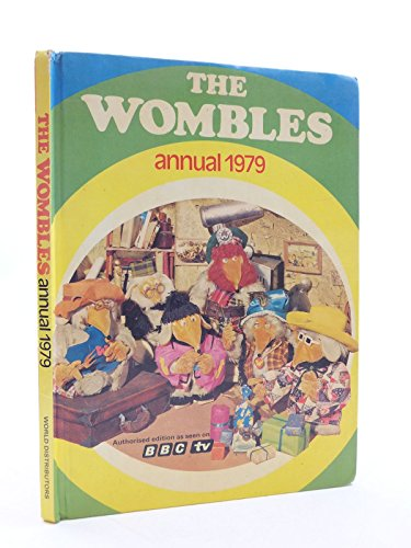 The Wombles Annual 1979 (BBC TV) By Elisabeth Beresford