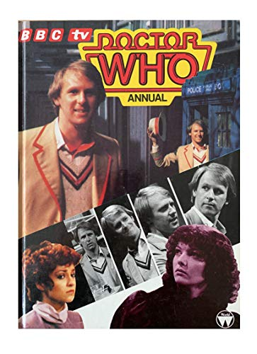 Doctor Who Annual 1983 By BBC
