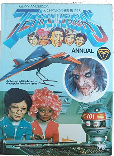 Terrahawks Annual 1984 By Christopher Burrs