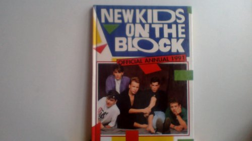 "Official ""New Kids on the Block"" Annual By No stated author"