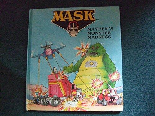 MASK, Mayhem's monster madness
