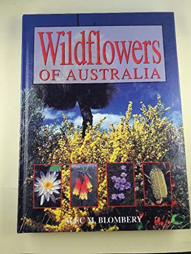 Wildflowers Of Australia By Alec M. Blombery