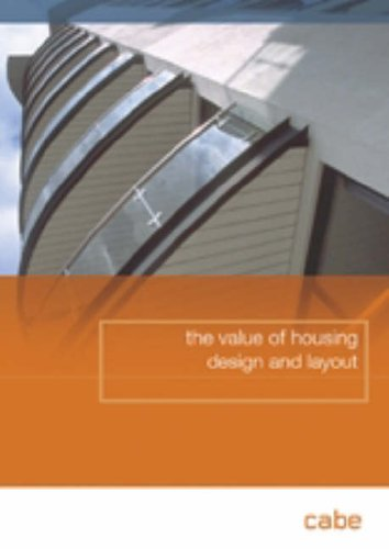 The Value of Housing Design and Layout by