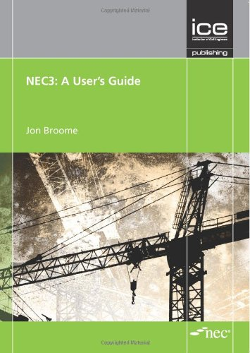 NEC3: A User's Guide By Jon Broome