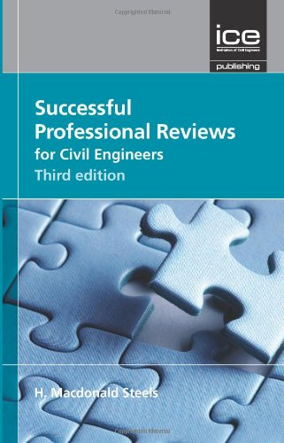 Successful Professional Reviews for Civil Engineers By Harry MacDonald Steels