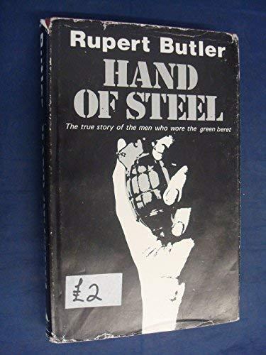 Hand of Steel By Rupert Butler